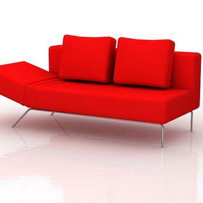 High Tech Sofa Model 3solnoon2 L