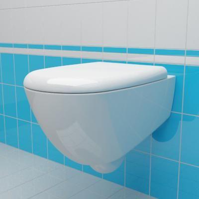Spin door wc spoelen