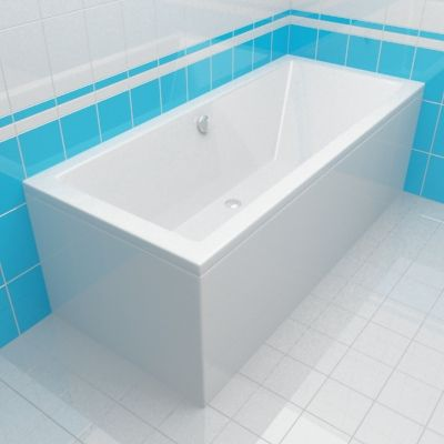 Bath 3d-model Cersanit INTRO 170