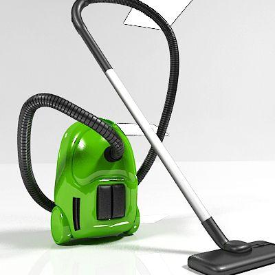 hoover green machine
