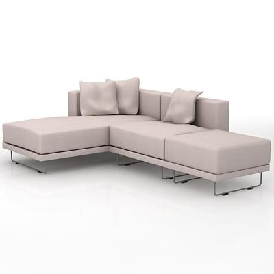 Pleasing Corner Sofa 3D Model Ikea Tylosand Series 010 Download Free Architecture Designs Grimeyleaguecom