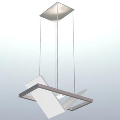 Chandelier high tech 3d object lumi mode 1 minimalist chandelier high tech 3d object lumi mode 1 aloadofball