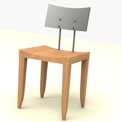 Cena Model 3d 3d Object Tonon c Cena