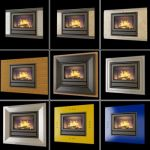 3D - model Fireplaces 1 (70 objects)